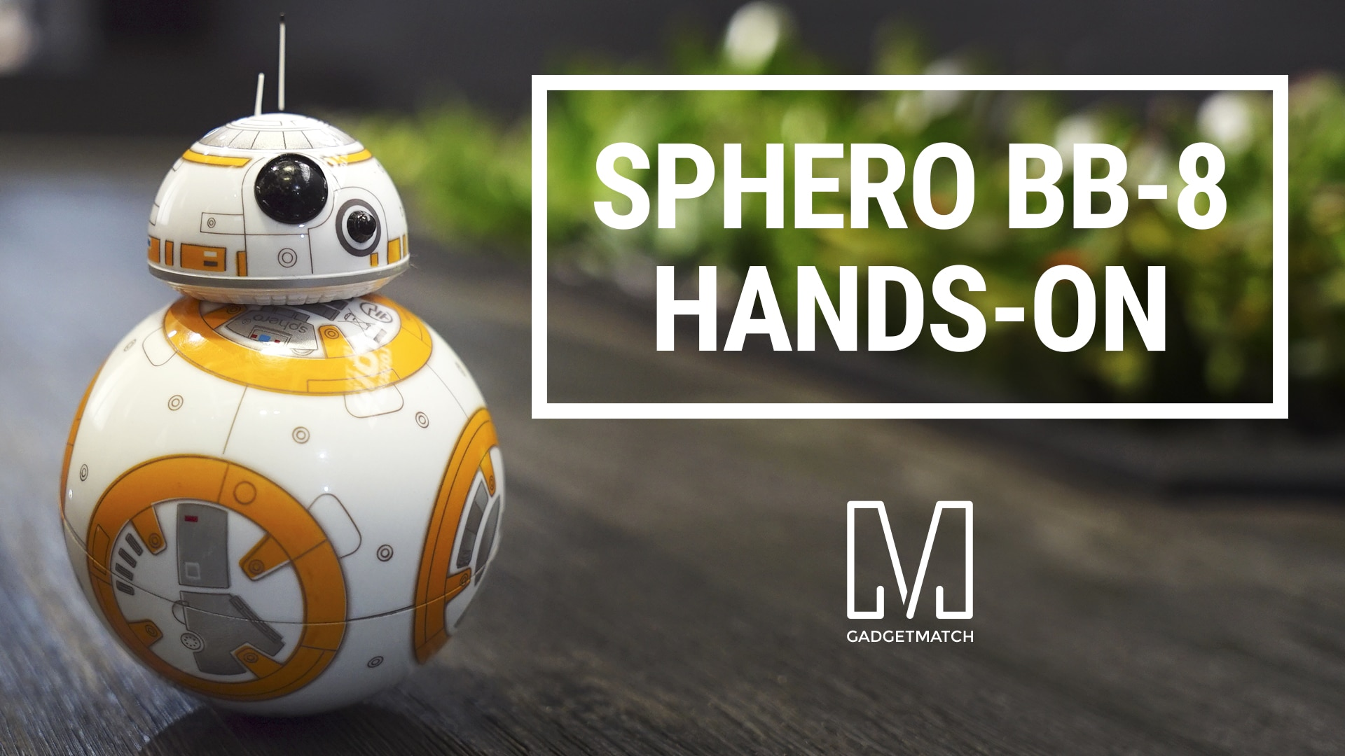 Bb 8 Droid By Sphero Gadgetmatch Net