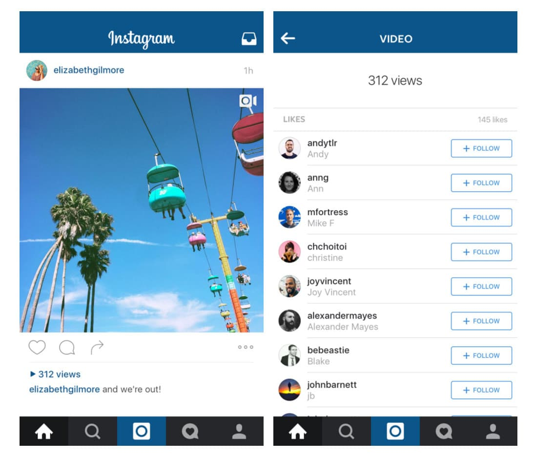 Coming soon to Instagram, metrics for your videos.