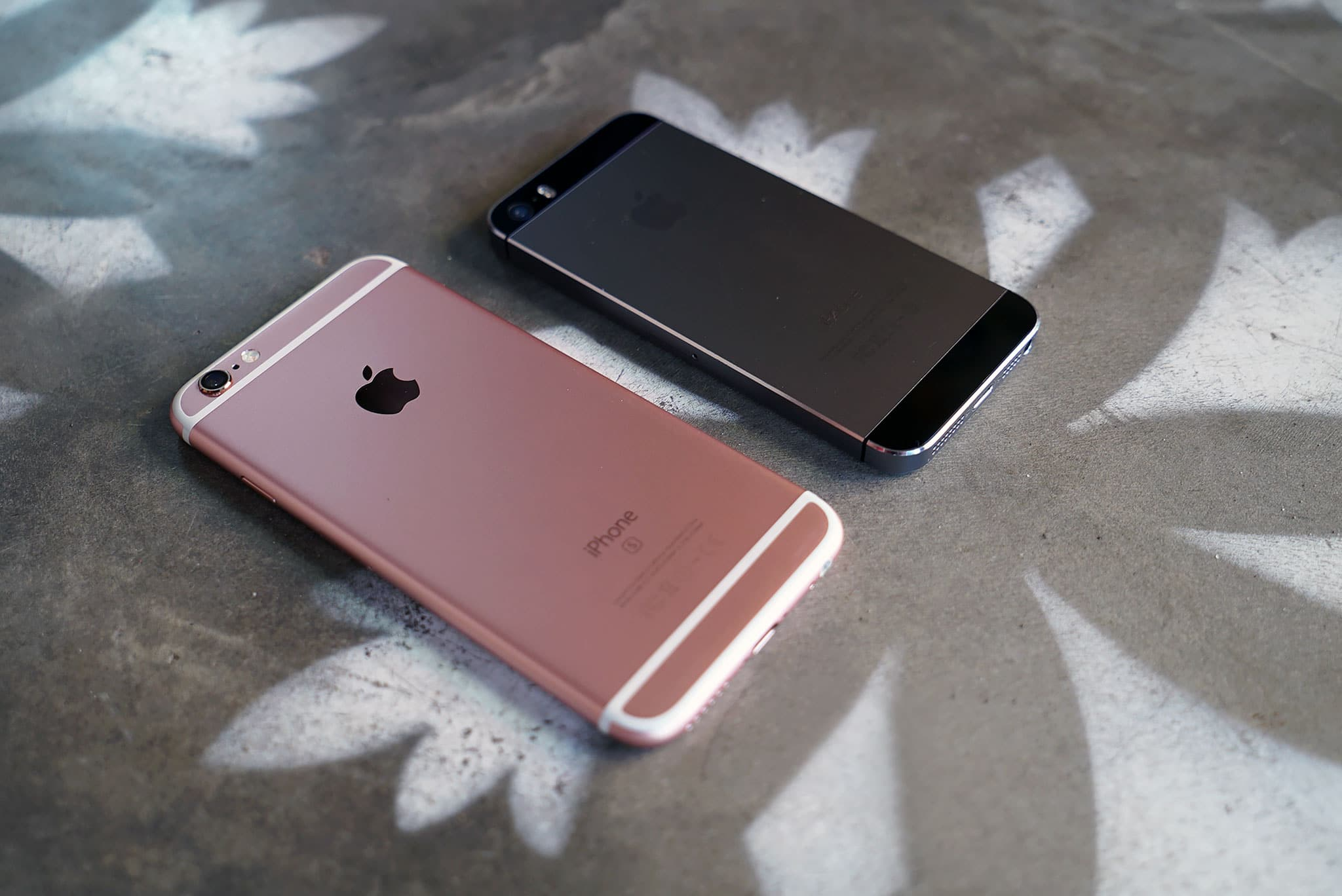 The iPhone 5SE will sport the same form factor as the iPhone 5S not the newer iPhone 6S.