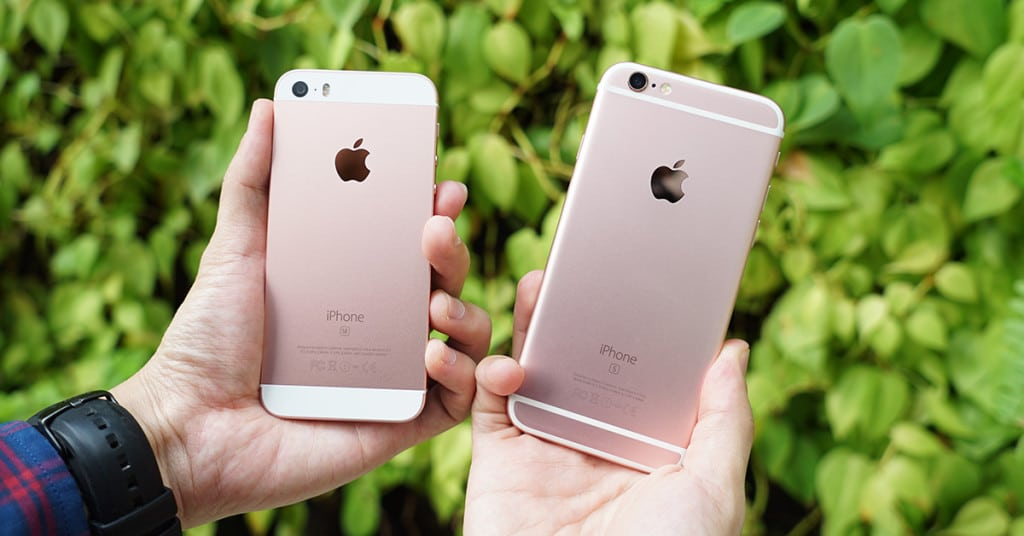 iPhone SE Unboxing and Hands-On - GadgetMatch