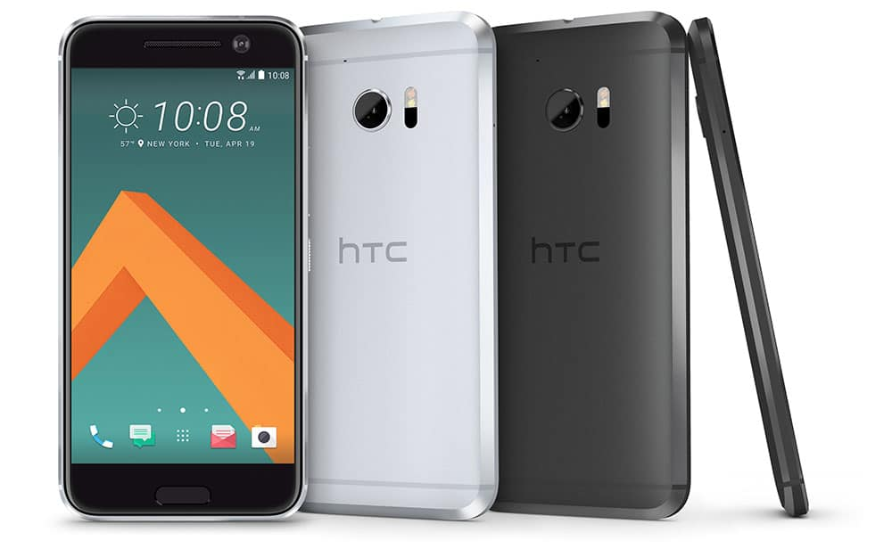 HTC 10 official