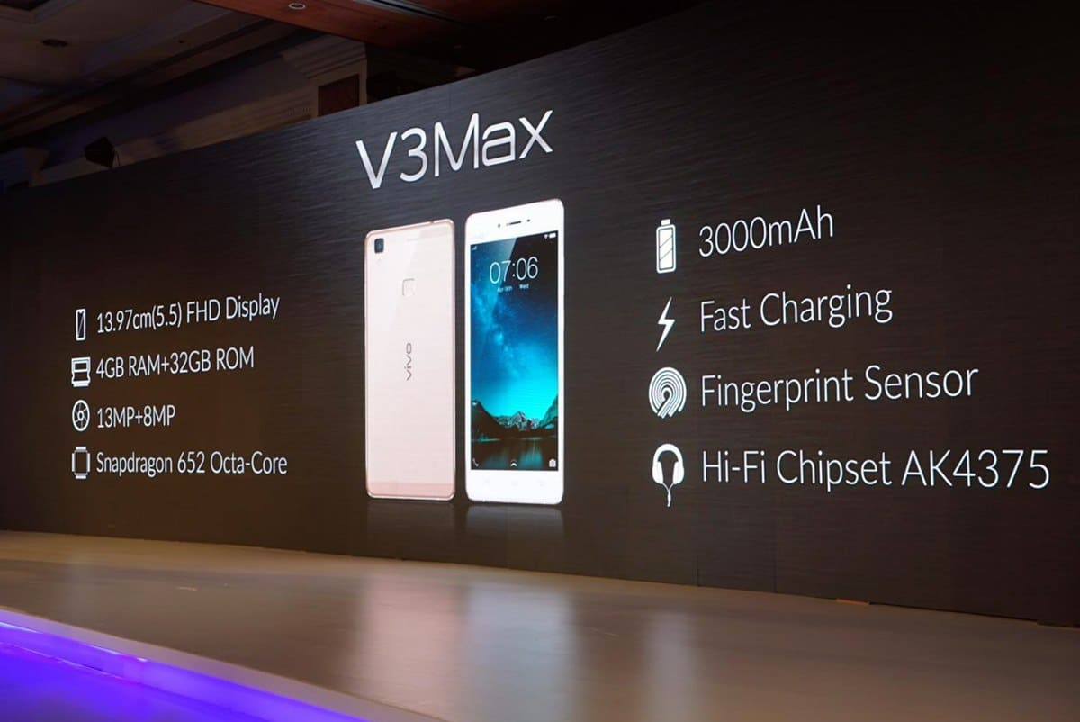 Vivo V3 India launch (3)
