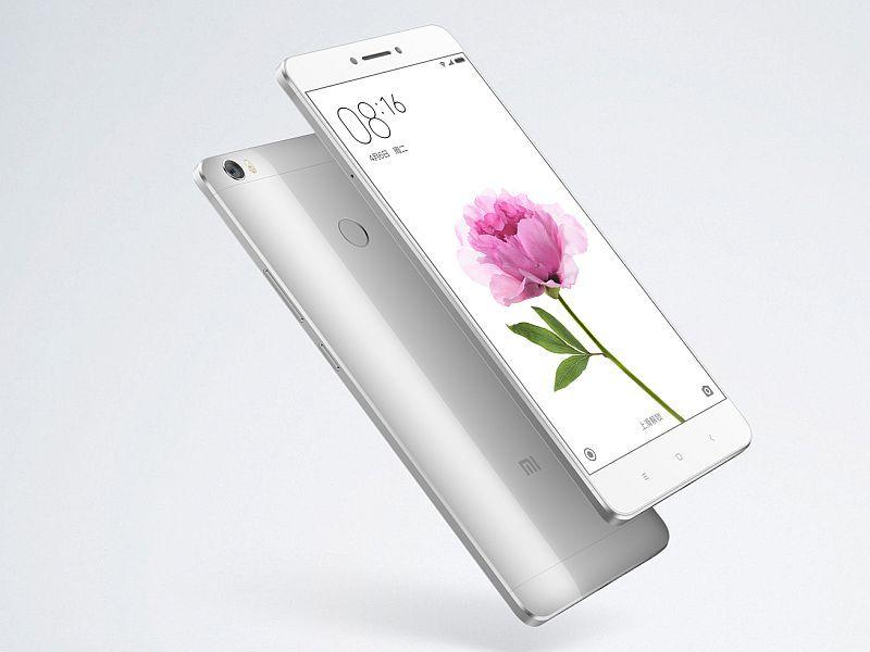 Xiaomi Mi Max silver