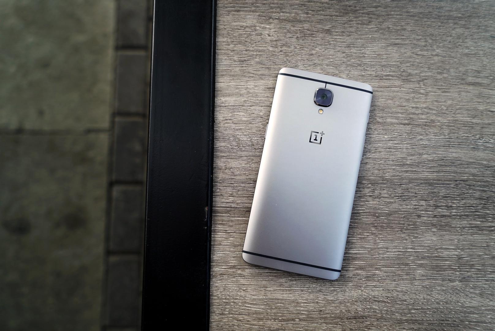 OnePlus3-Wood