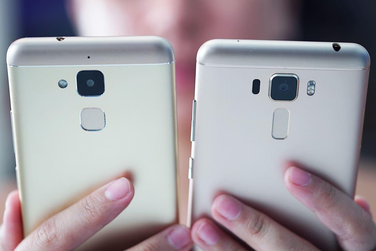 ASUS ZenFone 3 Max Hands On