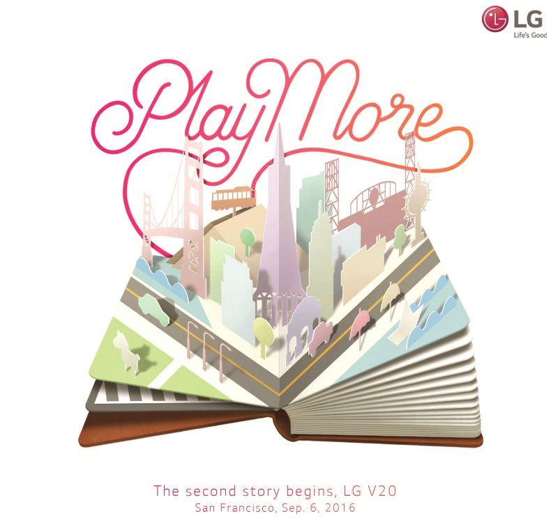 LG v20 invite
