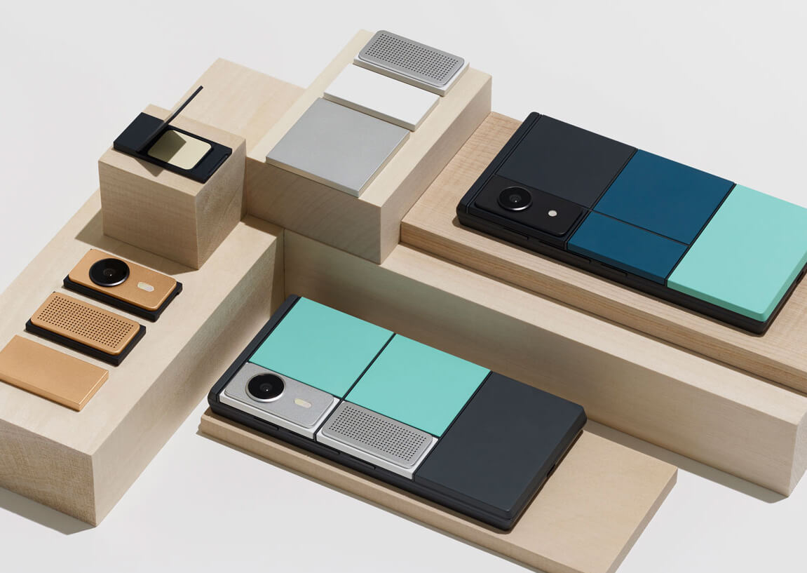 Project Ara Spread