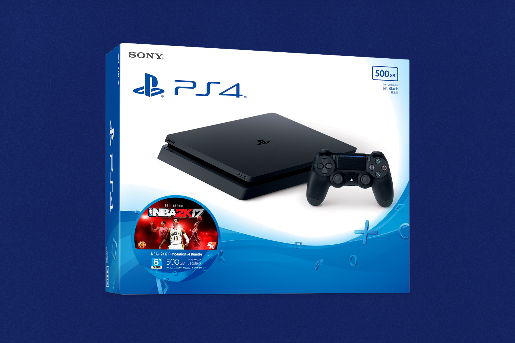 Sony Playstation 4 Pro And Slim First Look Pricing For Southeast Ps4 500gb Black Theres A Slightly Updated Dualshock Controller To Forward It Now Enables Light From The Bar Emit In Different Colors Signify Visual