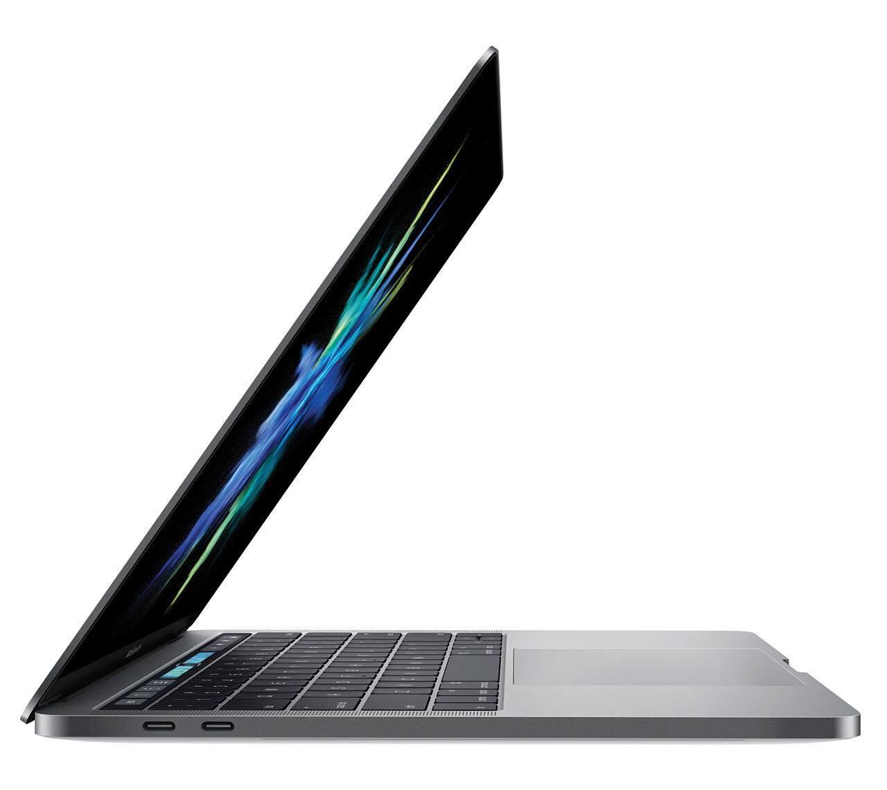 Apple MacBook Pro ports