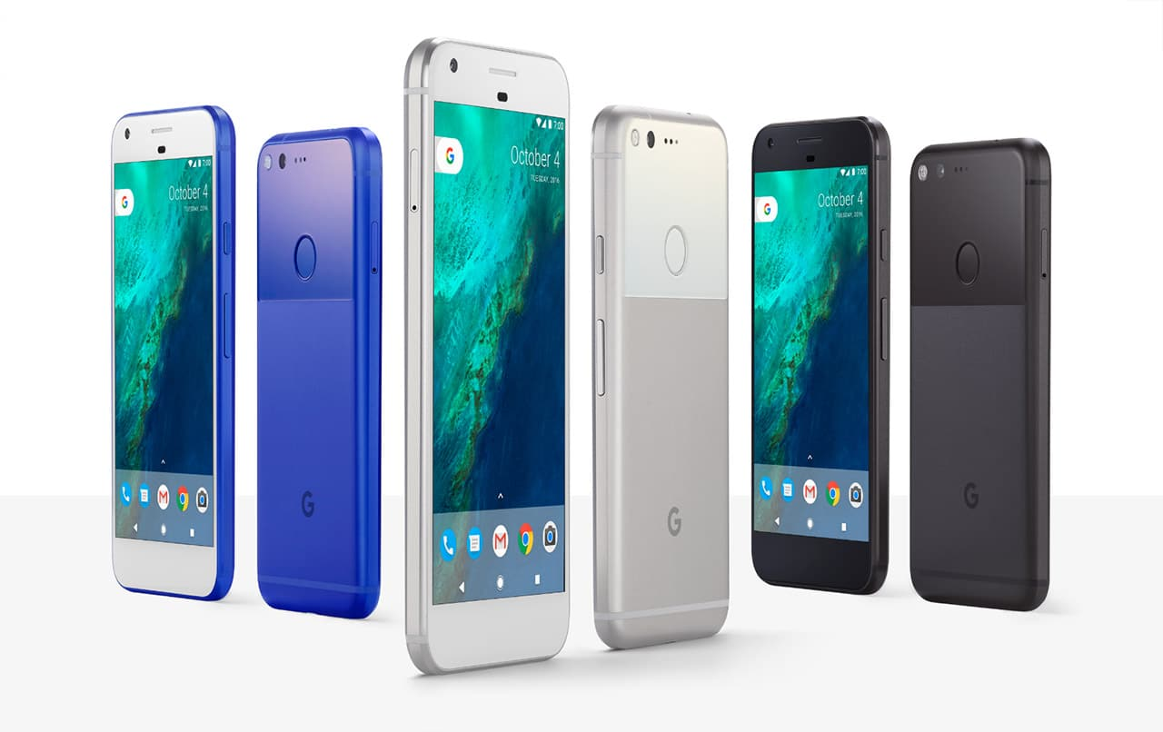 Google Pixel views