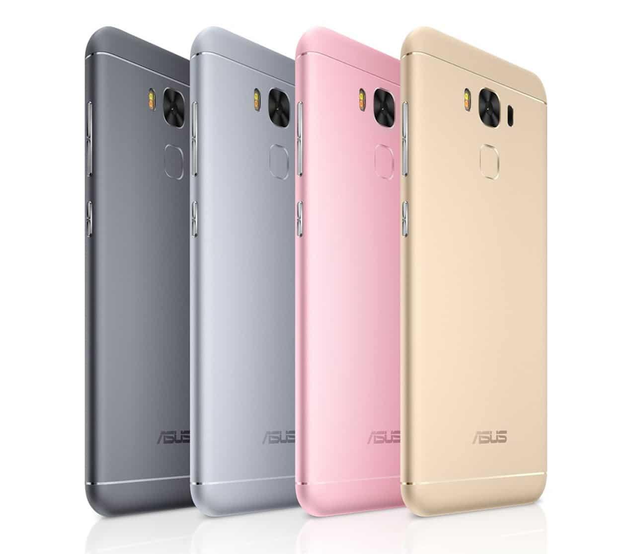 ASUS ZenFone 3 Max 5.5 colors