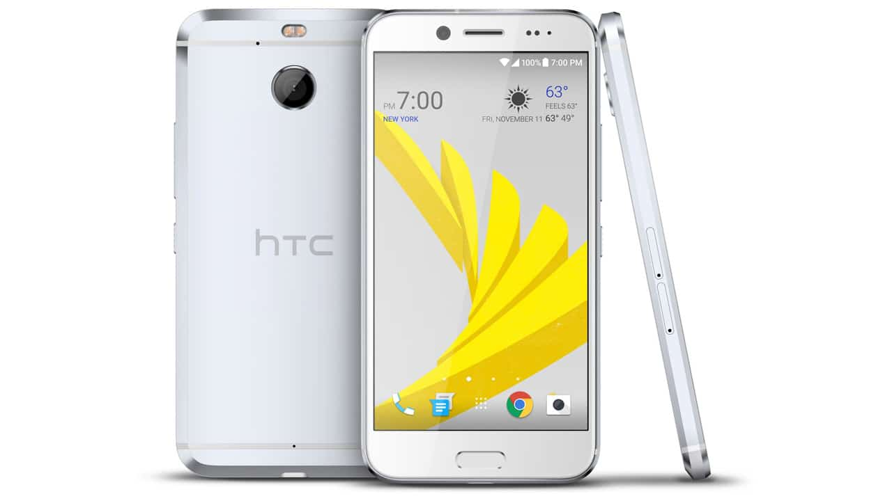 HTC Bolt white