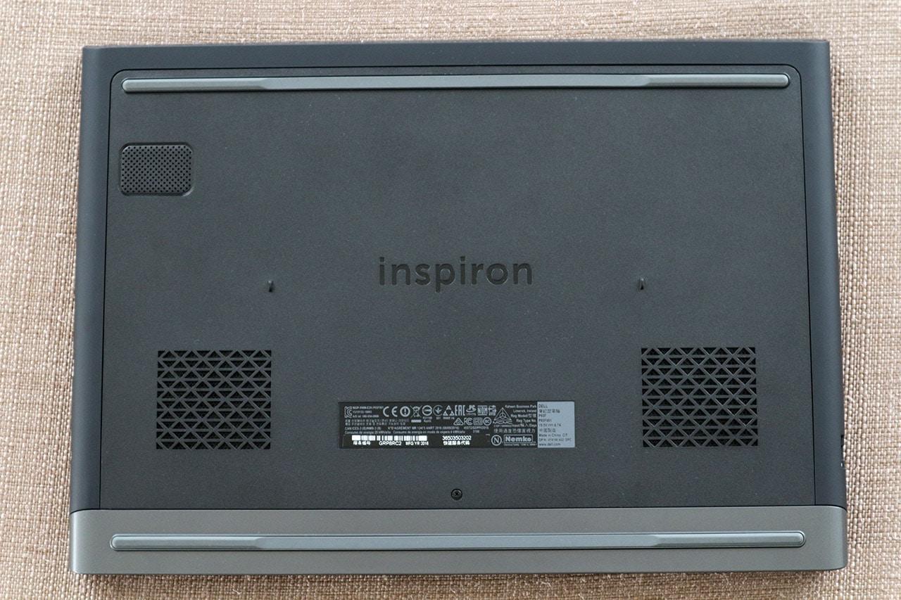 Dell Inspiron 15 (7566) 5