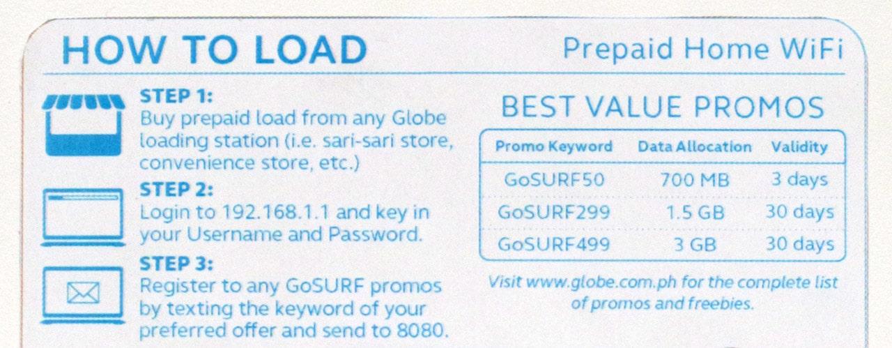Globe discontinues its best GoSurf plans - GadgetMatch