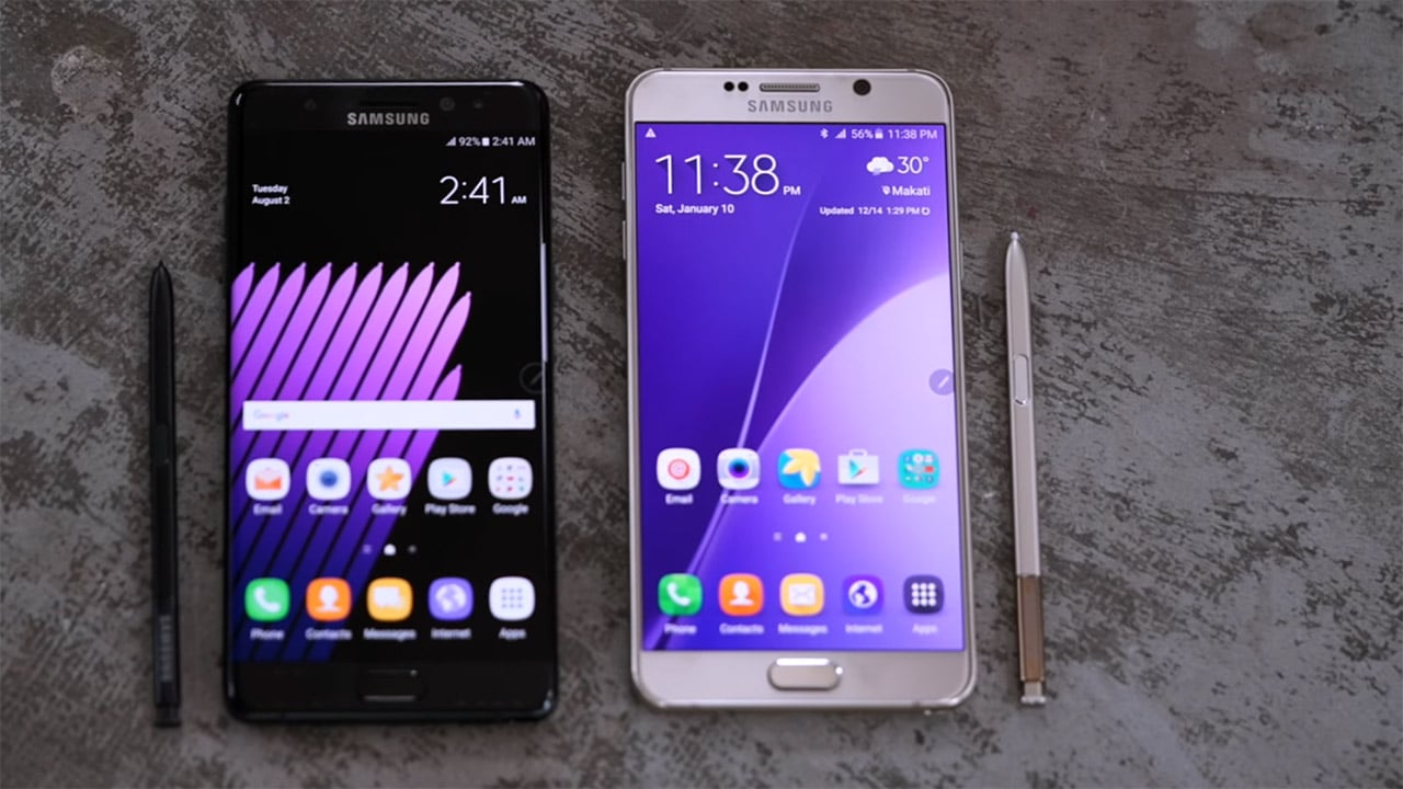 Samsungs Galaxy Note Series Is Experiencing A Revival
