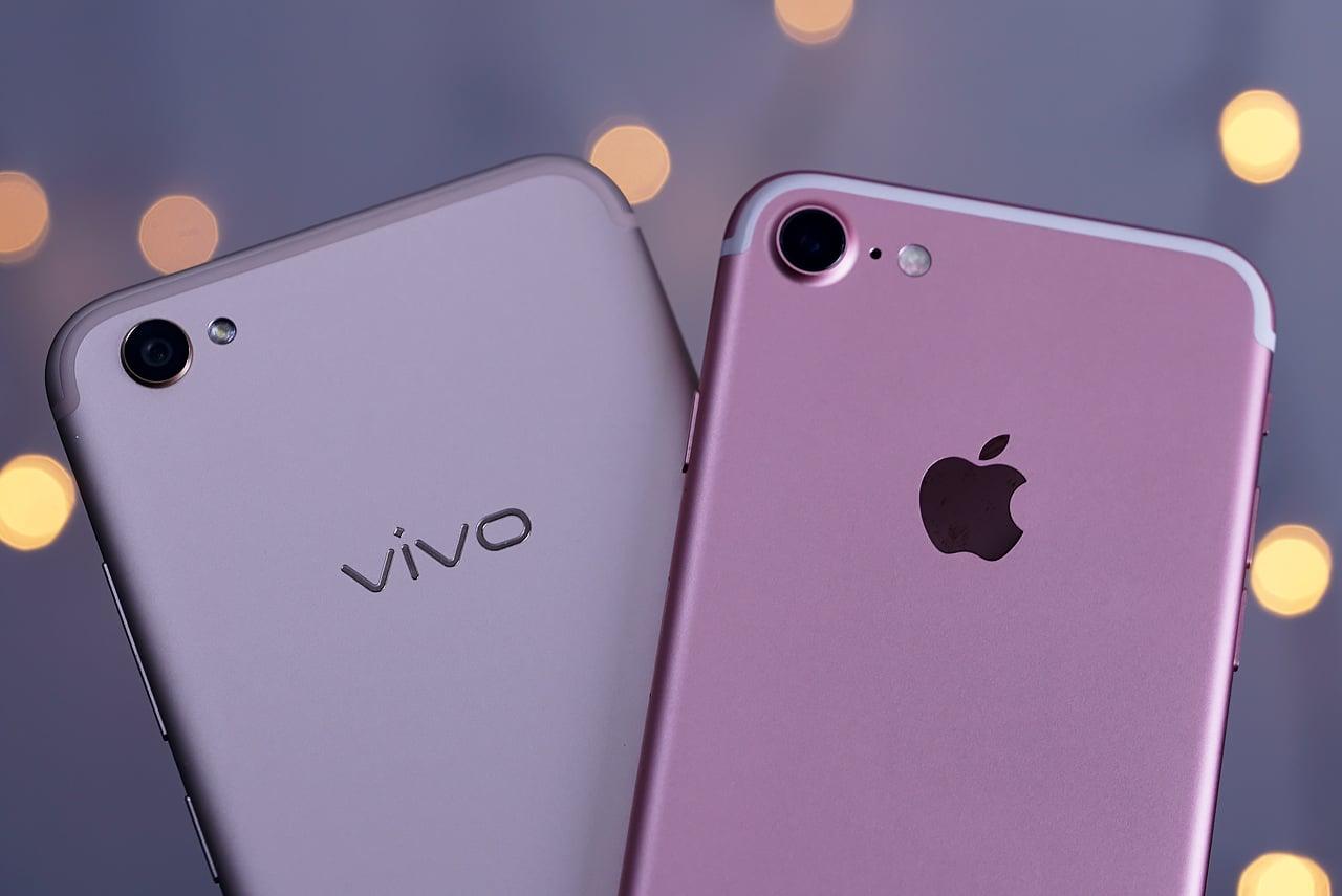 best authentic 27c96 fe748 Vivo V5 Plus Hands-On Review