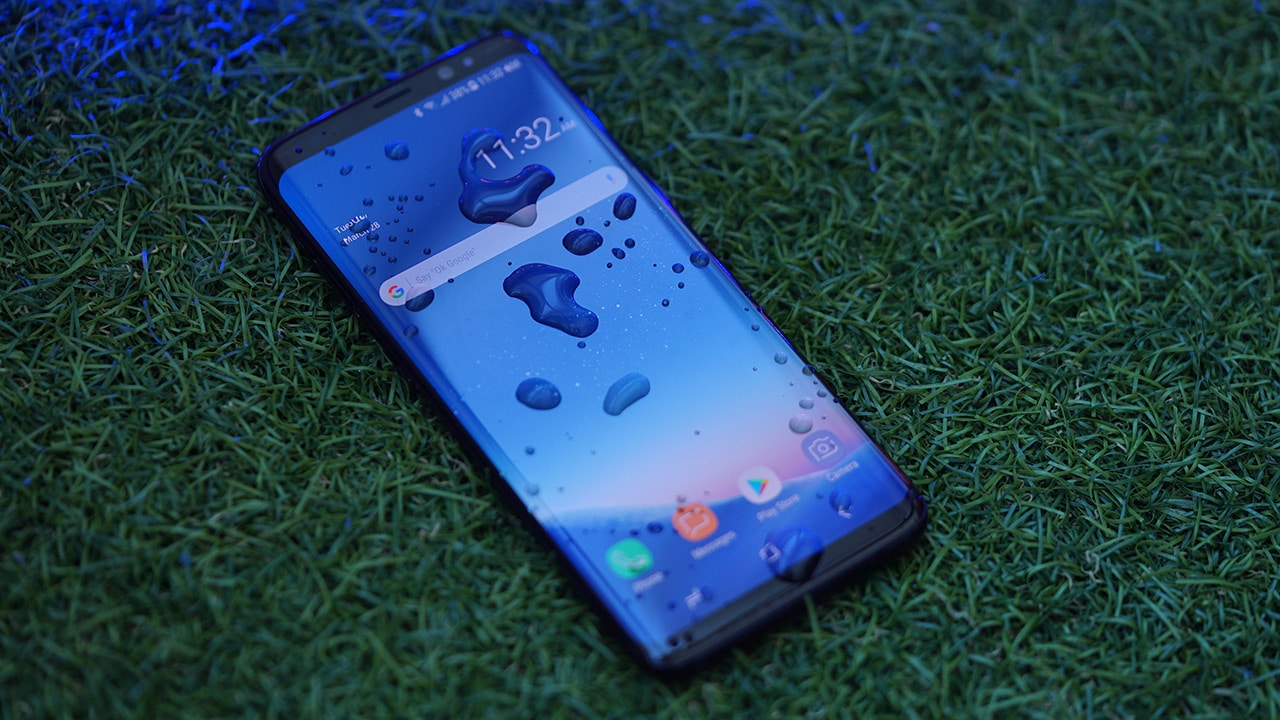 Samsung Galaxy S8 Hands-On Review - GadgetMatch