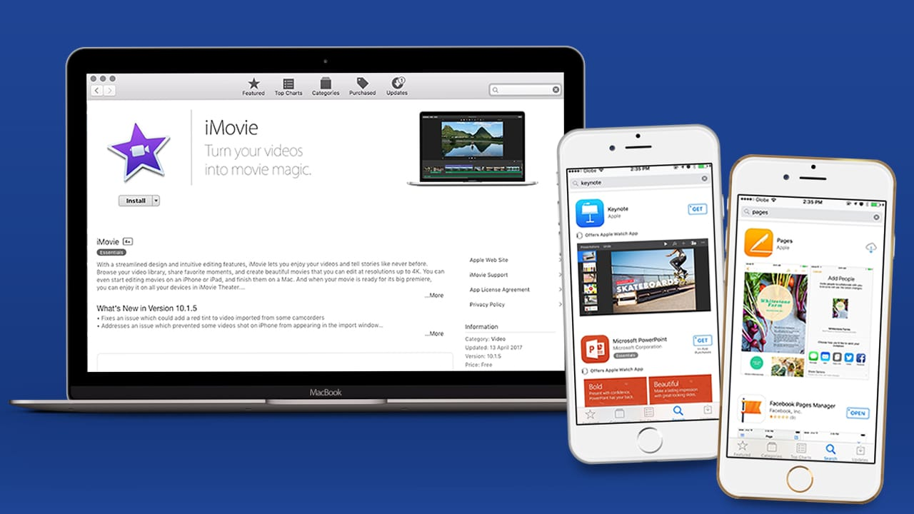 Apple iWork is now free for anyone to download - GadgetMatch