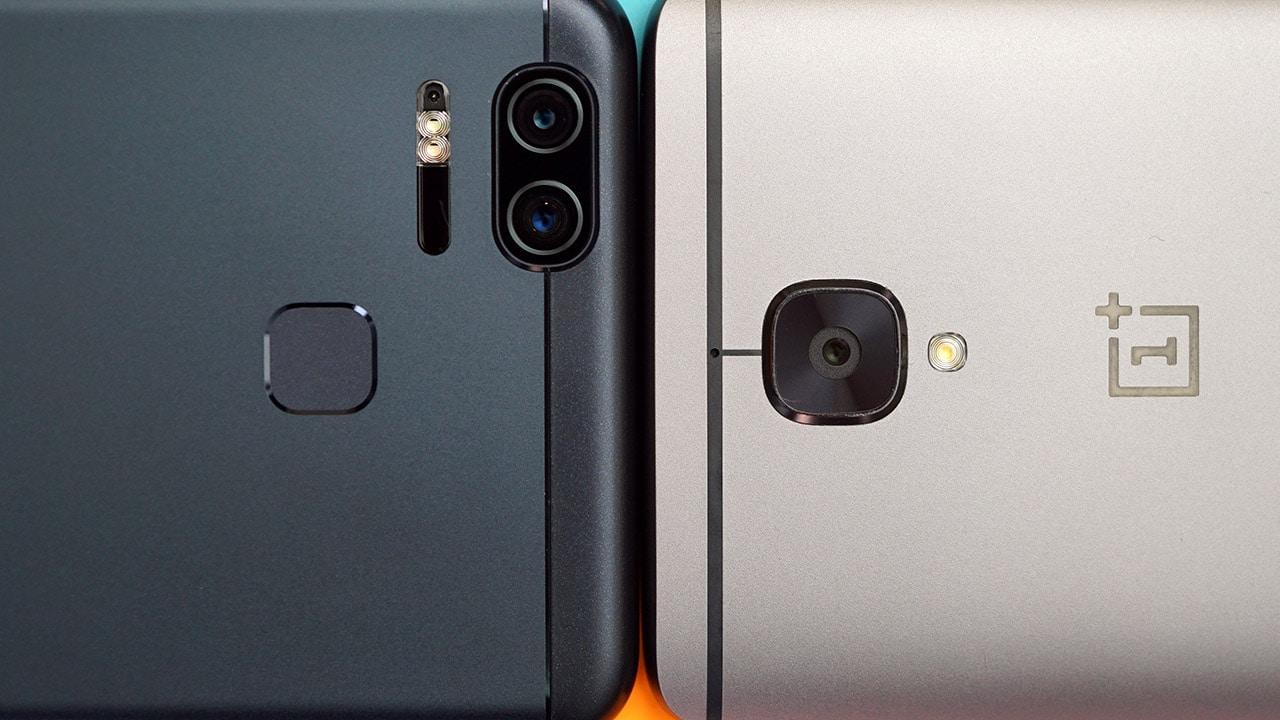 ZenFone 3 Zoom vs OnePlus 3T