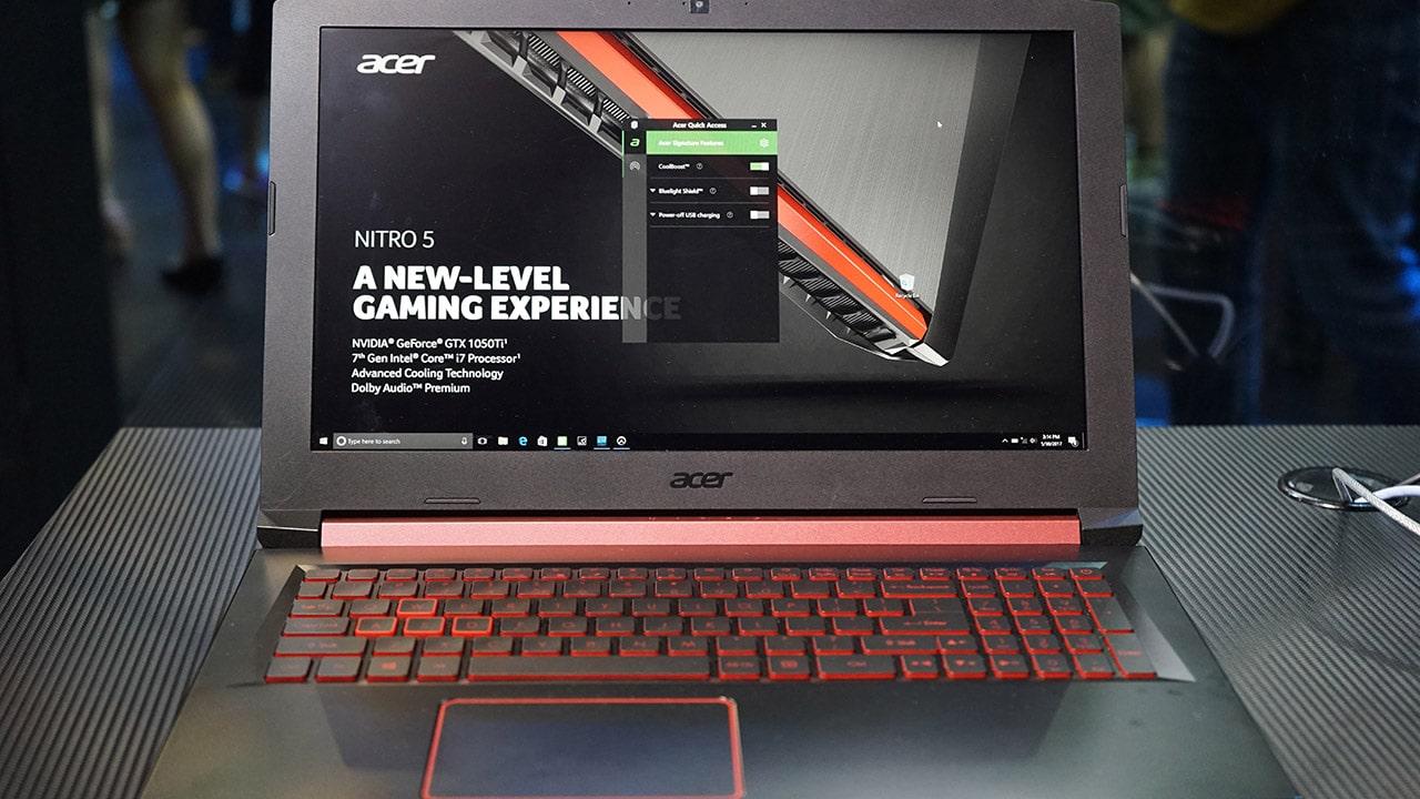 Acer Nitro 5 7