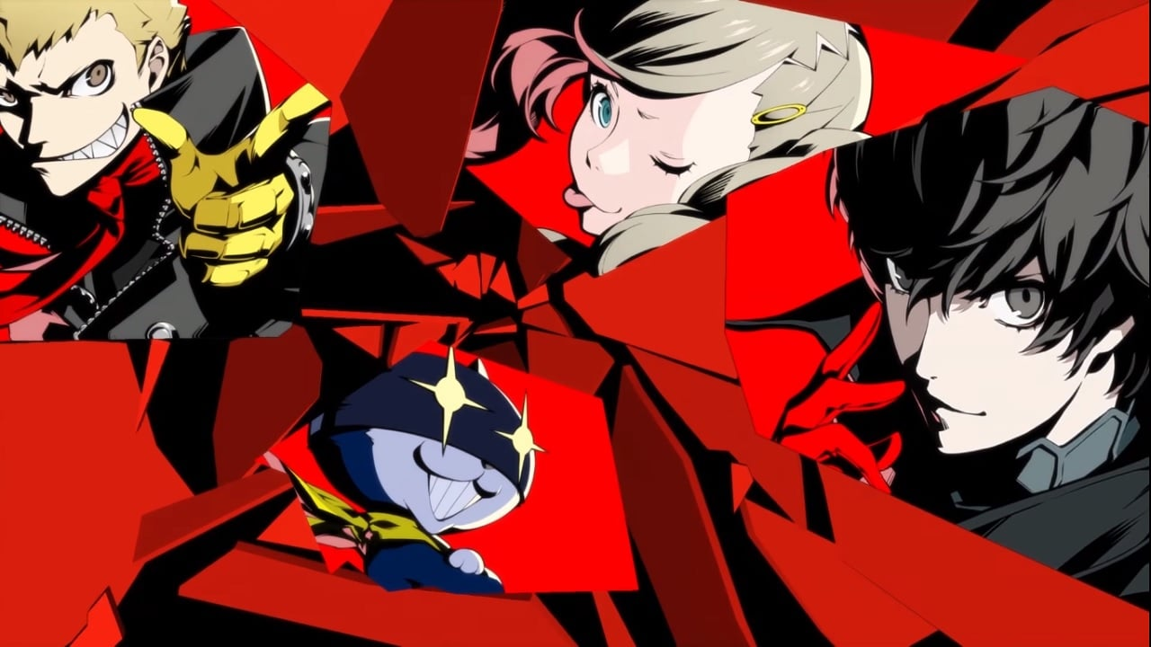 Persona 5 Review Can Style Override Substance Gadgetmatch Game Ps4 Region 3 English Share Tweet