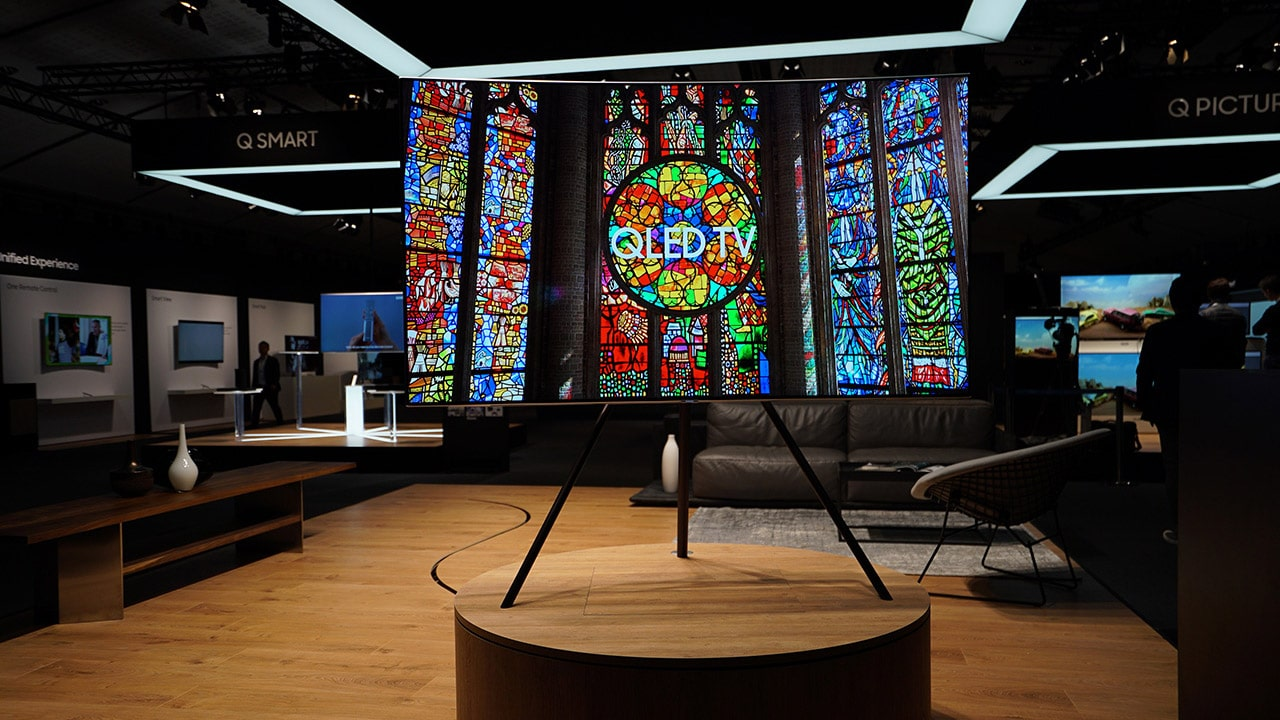 samsung launches new qled tvs in the philippines gadgetmatch. Black Bedroom Furniture Sets. Home Design Ideas