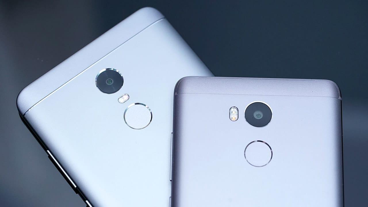 Xiaomi Redmi Note 4X 3