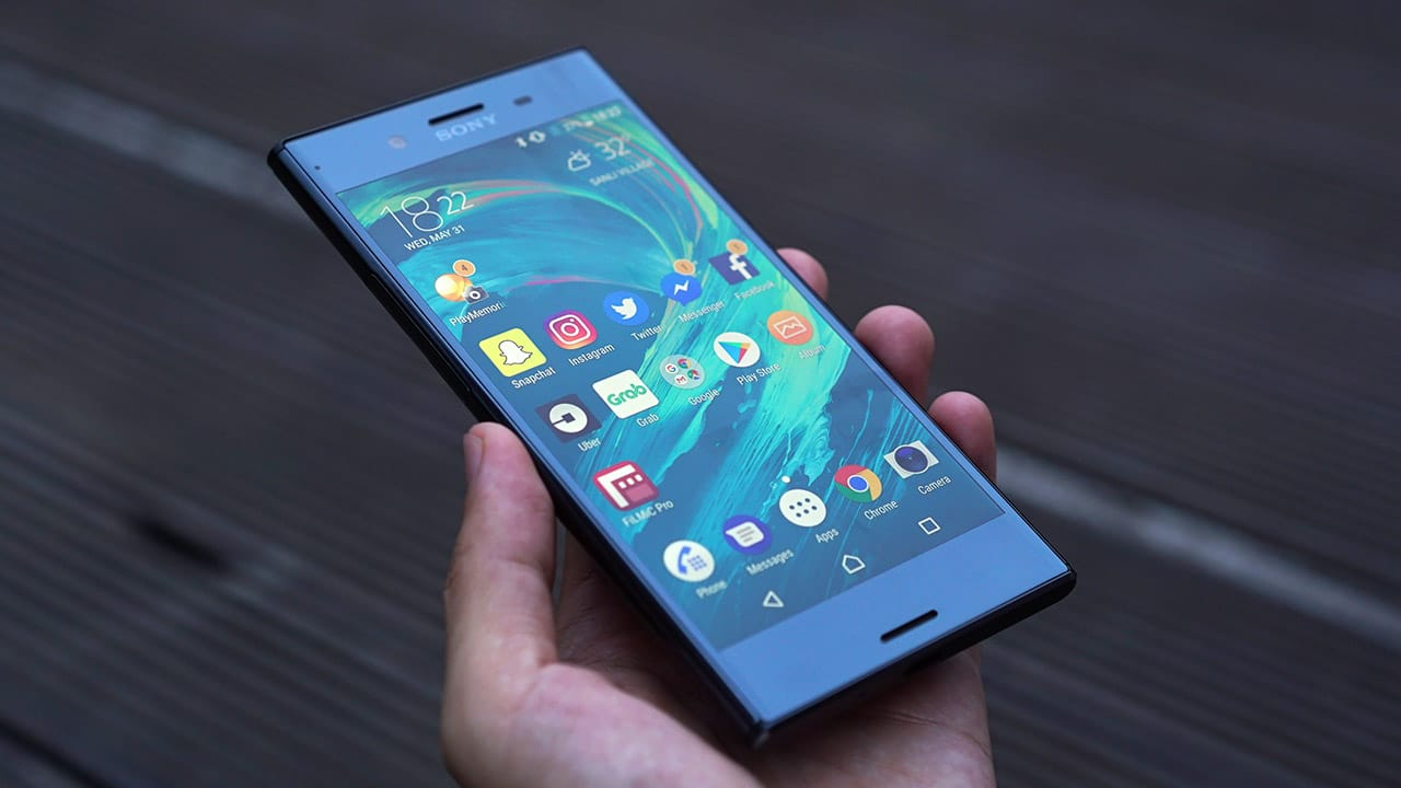 Sony Xperia XZ1, XZ1 Compact, and XZ Premium now have