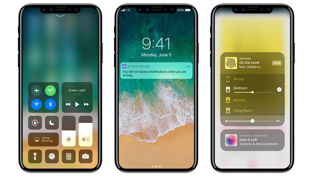 Apple iPhone 8 render featured image