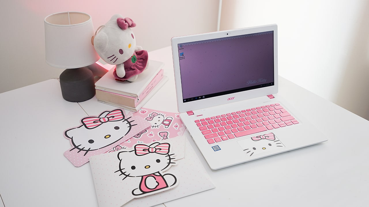 b9ae8b92f Hello Kitty Acer laptop: Where and how to buy - GadgetMatch