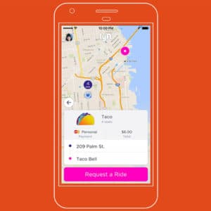Taco mode comes to Lyft! You can now drive through Taco Bell during your ride!