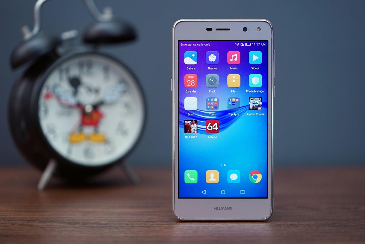 Huawei Y5 2017 Review: It sticks to your budget - GadgetMatch