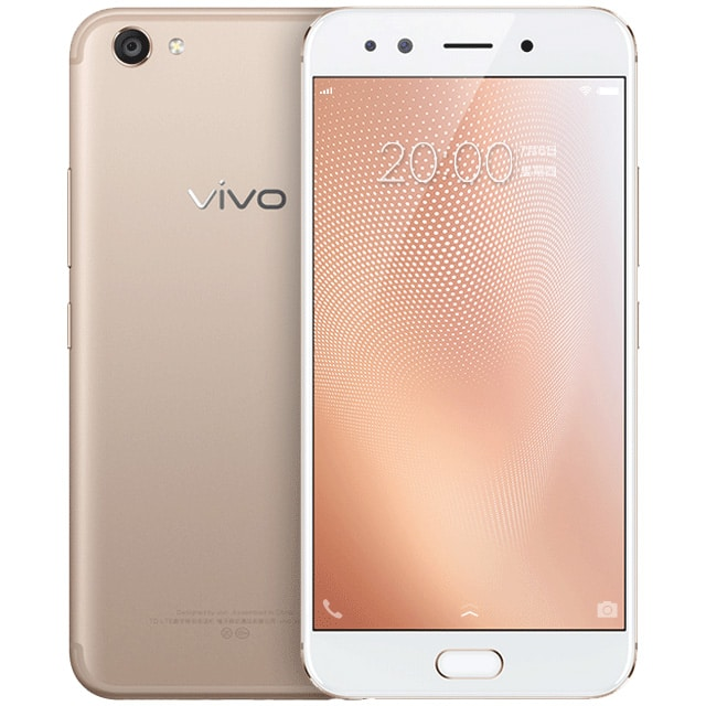 Vivo-X9s-Gold