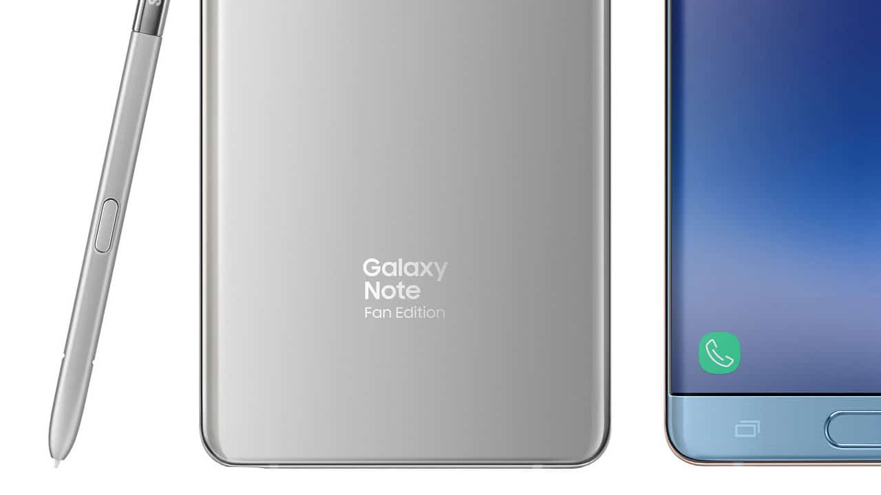 Galaxy Note FE (Fan Edition)
