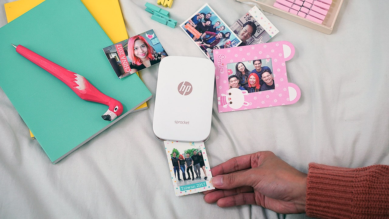 Hp Sprocket Review The Smallest Instant Printer Gadgetmatch