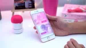 LoveNut vibrator app