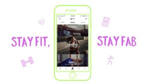 Nike Training Club App has different workouts