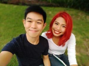 ASUS ZenFone 4 Selfie selfie sample