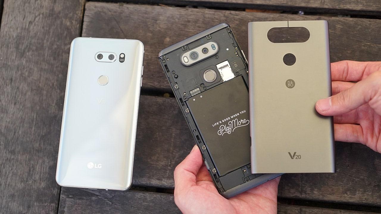 LG V30 Hands-on Review - GadgetMatch
