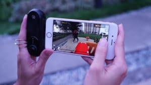 Insta360 ONE app