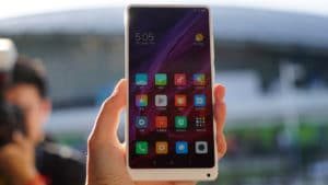 This Special Edition phone comes in full ceramic body! The Xiaomi Mi Mix 2