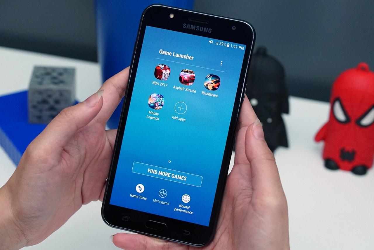 Samsung Galaxy J7 Core Hands-on Review - GadgetMatch