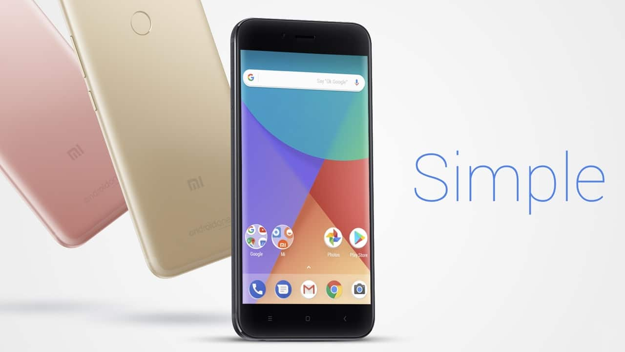 Xiaomi unveils Mi A1 with Android One and dual cameras