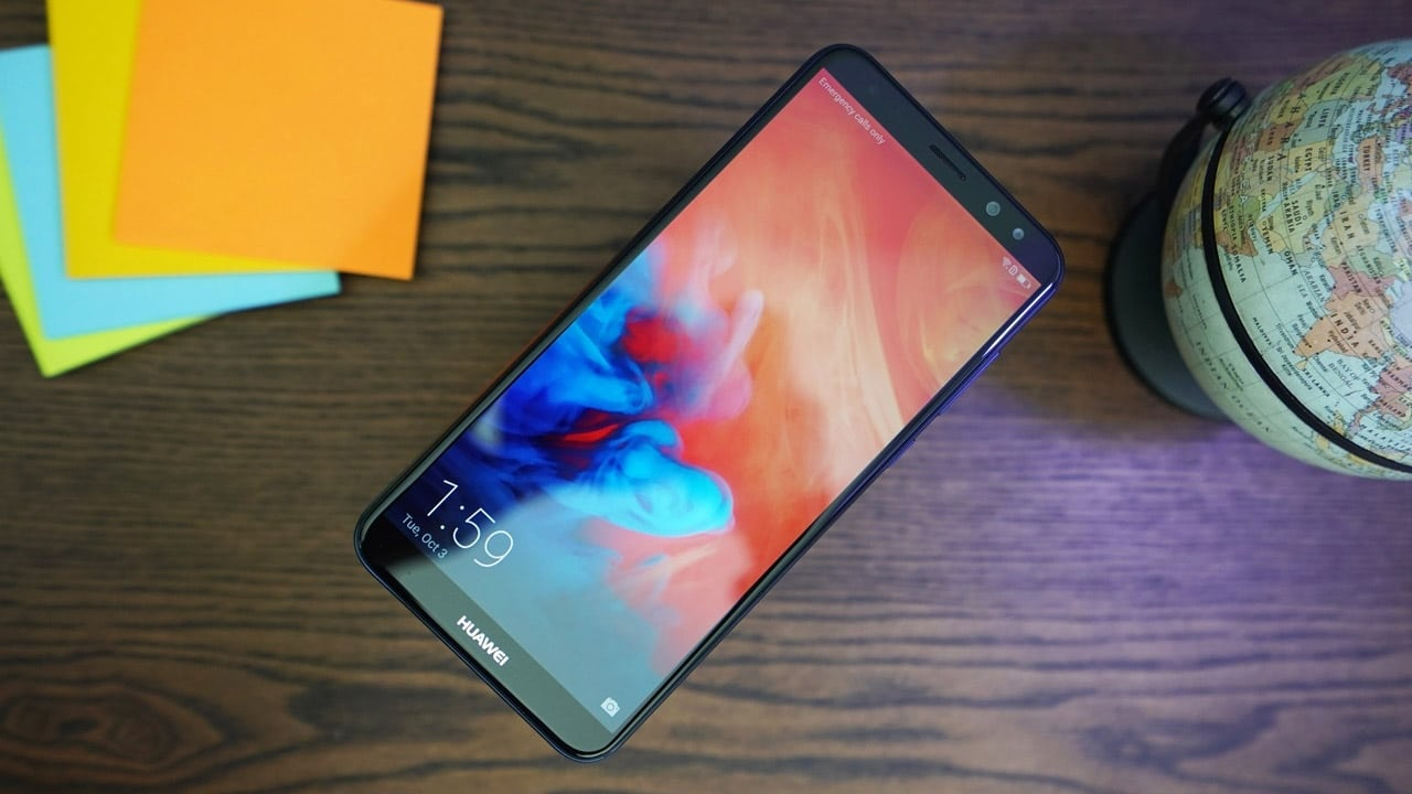 Huawei Mate 10 Lite is a rebranded Nova 2i (AKA Maimang 6