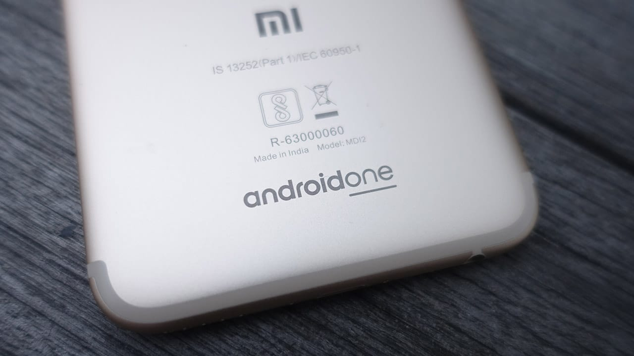 Android 9 Pie update now available for Xiaomi Mi A1