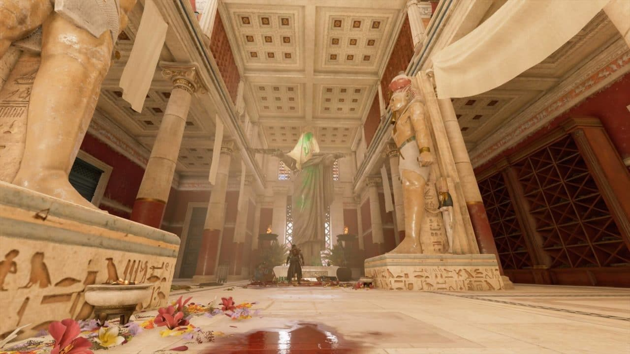 Assassin S Creed Origins Review Steps Back To Leap