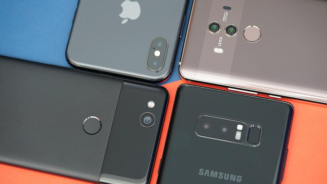 iPhone X vs Galaxy Note 8 vs Mate 10 Pro vs Pixel 2: Camera Shootout