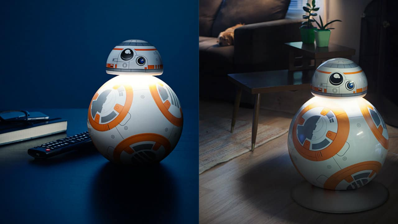 Star Wars Gadgets And Accessories Gift Guide Gadgetmatch Bb8 Special Edition Bundle By Sphero App Enabled Droid Bb 8 Lamps