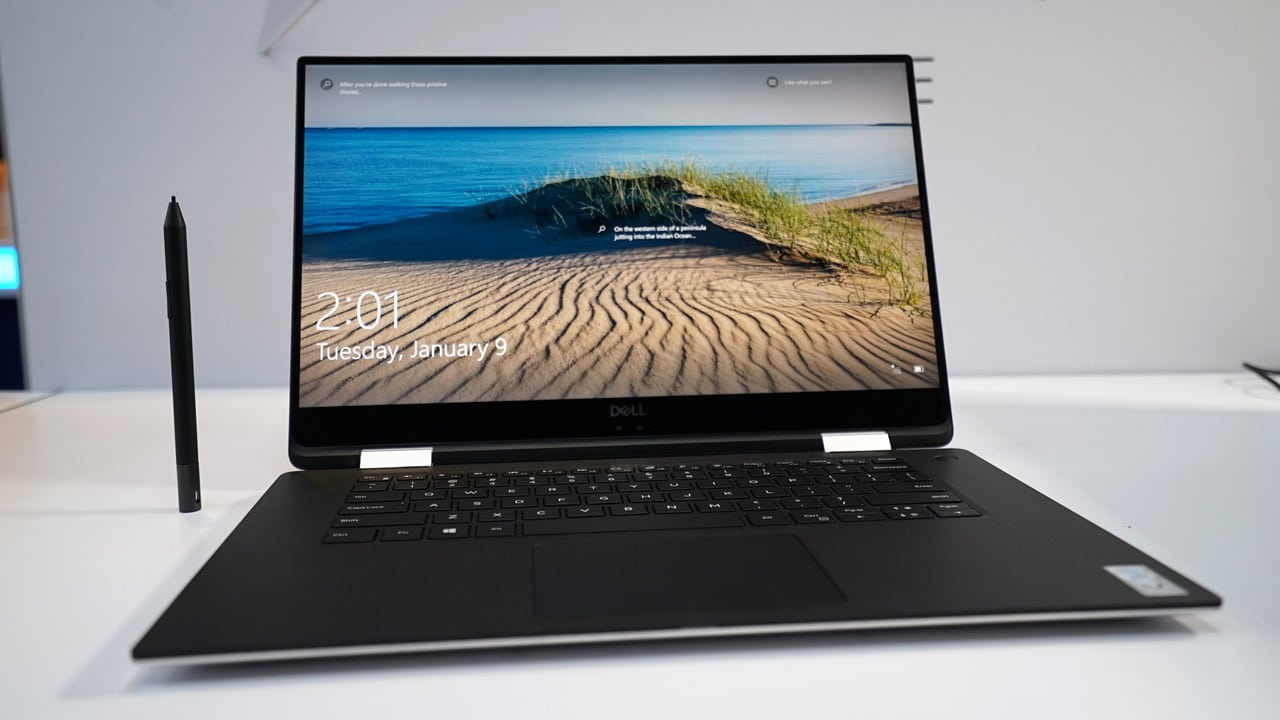 Dell Xps 15 2 In 1 Is The Large Convertible You Want