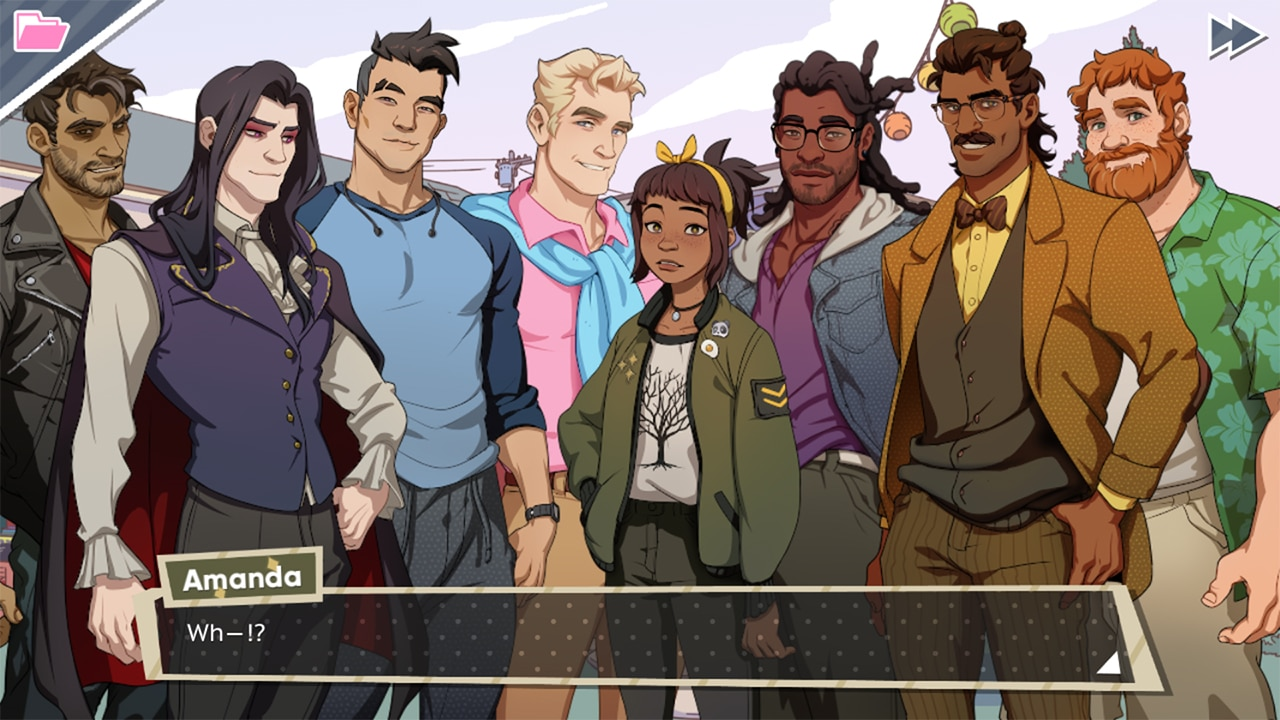 Dream Daddy: puns, romance, and parenthood like no other ...